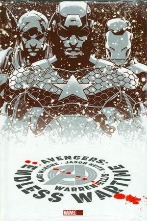 Avengers Endless Wartime HC