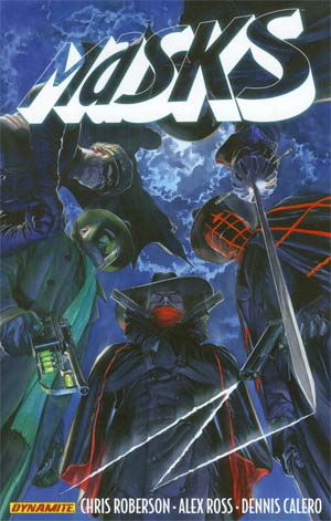 Masks Vol 1 TP
