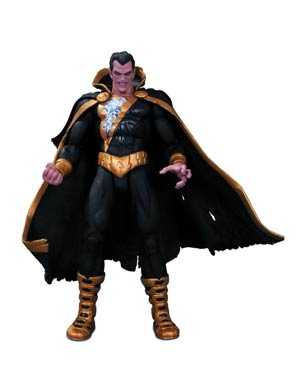 DC Comics Super-Villains Black Adam Action Figure