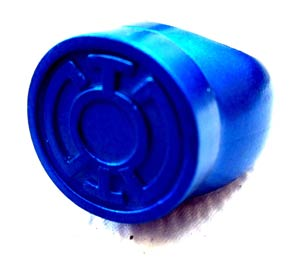 Lantern Corps Ring (New Edition) - Blue
