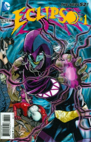 Justice League Dark #23.2 Eclipso Cover A 1st Ptg 3D Motion Cover