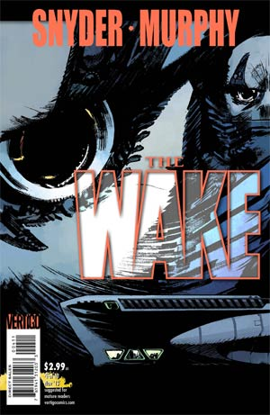Wake #4 Cover A Regular Sean Murphy Cover