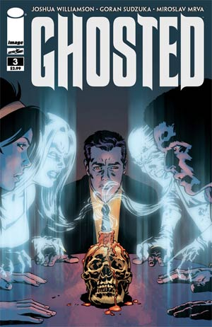 Ghosted #3 1st Ptg