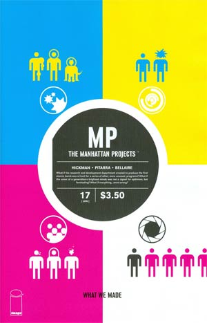 Manhattan Projects #17