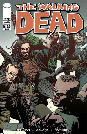 Walking Dead #114
