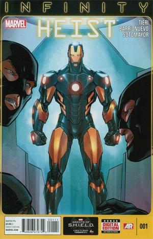 Infinity Heist #1 (Infinity Tie-In)