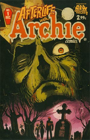 Afterlife With Archie #1 Cover A 1st Ptg Regular Francesco Francavilla Cover