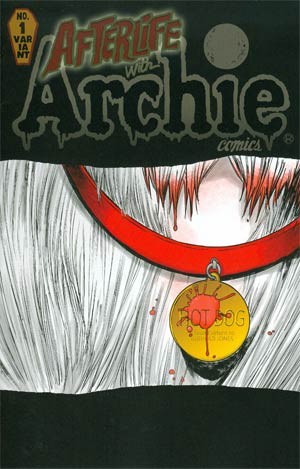 Afterlife With Archie #1 Cover C Variant Tim Seeley Cover