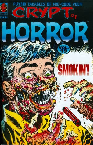 Crypt Of Horror #19