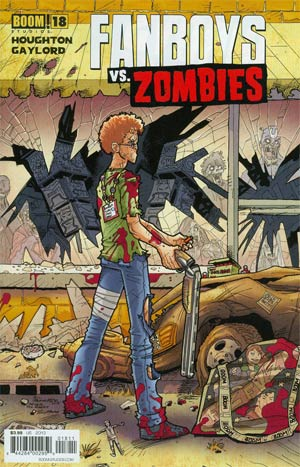 Fanboys vs Zombies #18