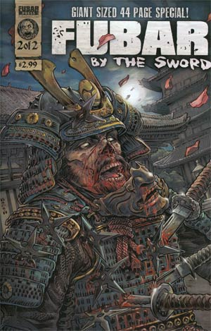 FUBAR By The Sword #2