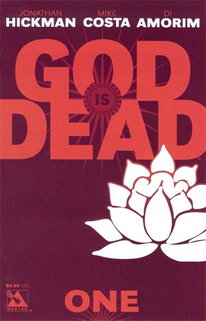 God Is Dead #1 Cover A Reg Cvr
