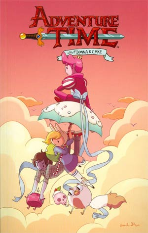 Adventure Time With Fionna & Cake TP