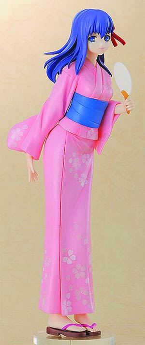 Fate/stay night Sakura Motou Yukata Version PVC Figure