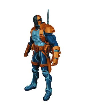 DC Comics Super-Villains Deathstroke Action Figure