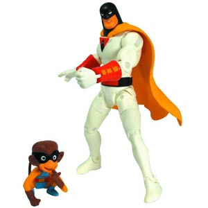 Hanna-Barbera Space Ghost 6-Inch Action Figure
