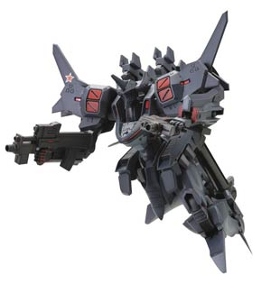 Muv-Luv Alternative Total Eclipse SU-47 Berkut Plastic Model Kit