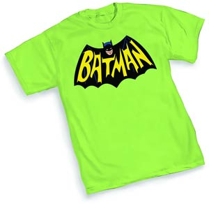 Batman 66 Symbol T-Shirt Large