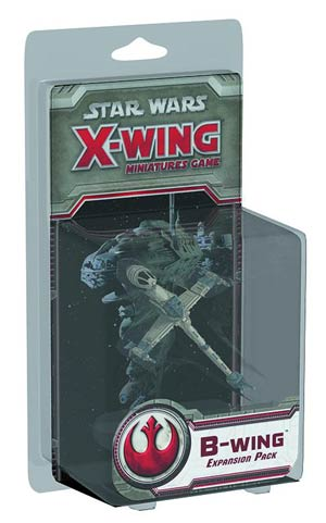 Star Wars X-Wing Miniatures B-Wing Expansion Pack