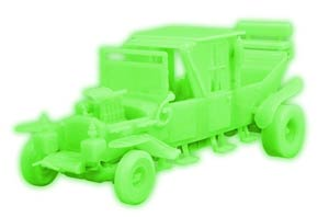 Munsters Koach 1/15 Scale Previews Exclusive Glow-In-The-Dark Vehicle