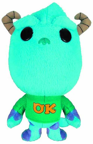 Monsters University 7-Inch Plush - Sully