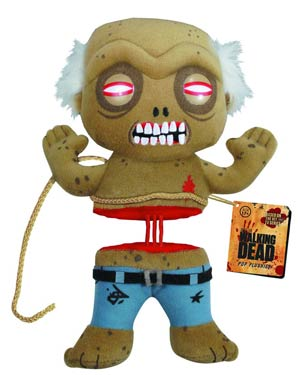 DO NOT USE (Duplicate Listing) WALKING DEAD WELL ZOMBIE 7 INCH PLUSH (C: 1-1-1)