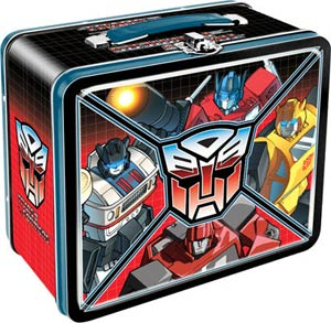 Transformers Autobots Lunch Box