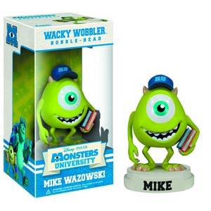 DO NOT USE (Duplicate Listing) MONSTERS UNIVERSITY MIKE WACKY WOBBLER (C: 1-1-1)