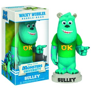 DO NOT USE (Duplicate Listing) MONSTERS UNIVERSITY SULLY WACKY WOBBLER (C: 1-1-1)