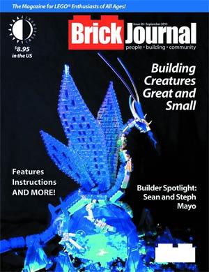Brickjournal #26