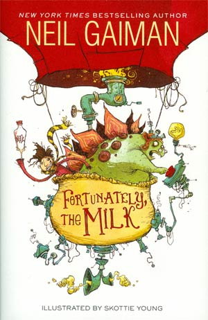 Fortunately The Milk HC