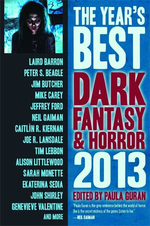 Years Best Dark Fantasy & Horror 2013 TP