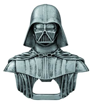 Star Wars Darth Vader Magnetic Metal Bottle Opener