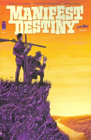 Manifest Destiny #1 Cover A 1st Ptg Regular Matthew Roberts Cover