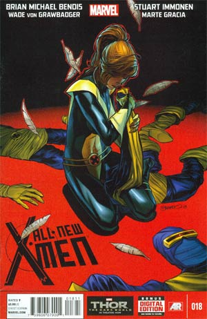 All-New X-Men #18 Cover A Regular Brandon Peterson Cover