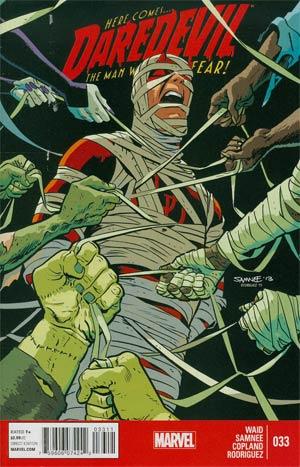 Daredevil Vol 3 #33