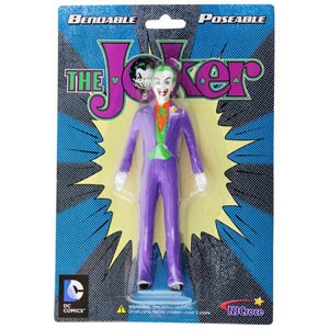 DC Comics 5.5-inch Bendable Figure - The Joker