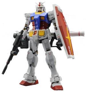 Gundam Master Grade 1/100 Kit - RX-78-2 Gundam Ver.3.0