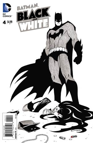 Batman Black & White Vol 2 #4