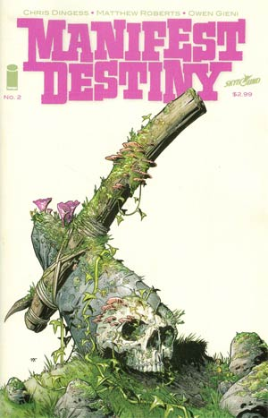 Manifest Destiny #2 Cover A 1st Ptg (Limit 1 Per Customer)