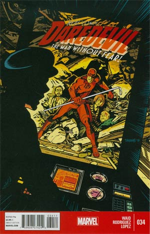 Daredevil Vol 3 #34