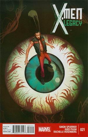 X-Men Legacy Vol 2 #21