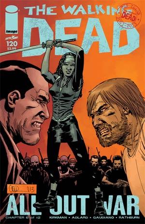 Walking Dead #120