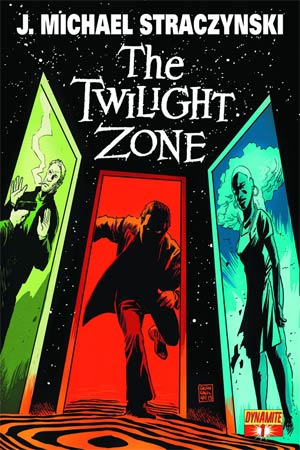 Twilight Zone Vol 5 #1 Cover A Regular Francesco Francavilla Cover