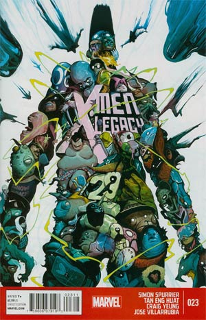 X-Men Legacy Vol 2 #23