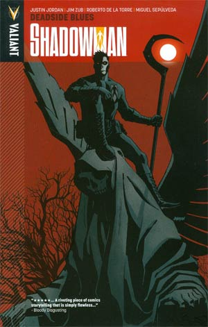 Shadowman Vol 3 Deadside Blues TP