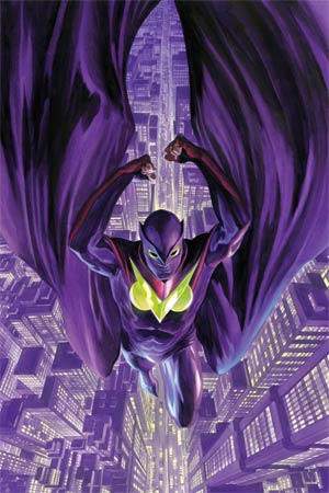 Owl Vol 2 #1 Cover E High-End Alex Ross Virgin Art Ultra-Limited Cover (ONLY 25 COPIES IN EXISTENCE!)