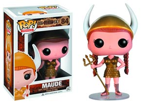POP Movies 84 The Big Lebowski Maude Vinyl Figure