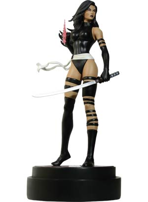 Psylocke X-Force Statue By Bowen
