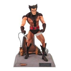 Marvel Select Wolverine Unmasked Action Figure
